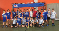 COCC Handball / Saint-Astier décembre 2018
