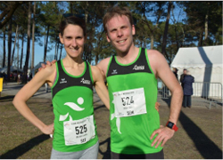 Cocc Athlétisme - cross régional Gujan-Mestras - fév. 2019