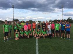 COCC Athlétisme saison 2018-2019