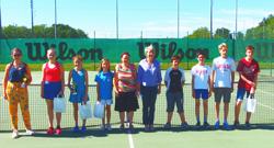 25e Open jeunes - Cocc Tennis