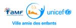Logo Ville Amie des enfants