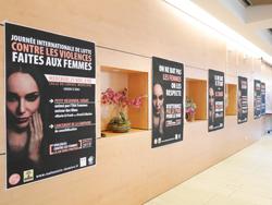 Lutte contre les violences faites aux femmes