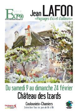 Exposition Jean Lafon - février 2019