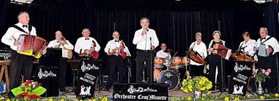 Orchestre Croq&aposMusette