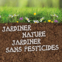 Jardiner sans pesticide (illustration)