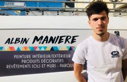 Bienvenue à... Albin Maniere