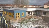 Le restaurant d'enfants en 2012