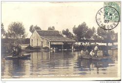 Bac de Campniac historique