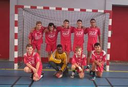 Cocc Handball - équipe -15 garçns