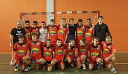 Cocc Handball - Equipe - de 18