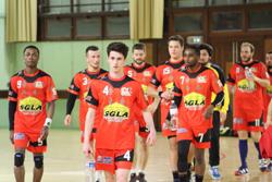 COCC Handball - équipe séniors homme