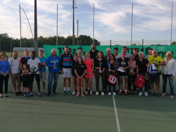Cocc Tennis - récompenses tournoi seniors 2019