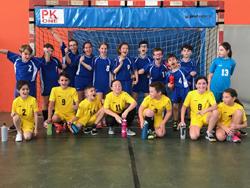 Cocc Handball - équipe moins de 11 mixte