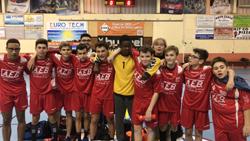 Cocc Handball - équipe -15 garçons