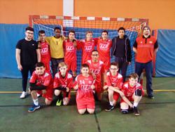 Cocc Handbal - équipe moins de 15 garçons