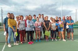 Tournoi de tennis seniors 2018