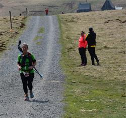Trail Aubrac - avril 2019