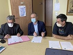 Signature convention graff transfo janvier 2021