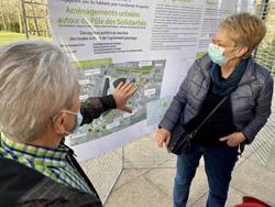 PRU - réunion riverains aménagements urbains