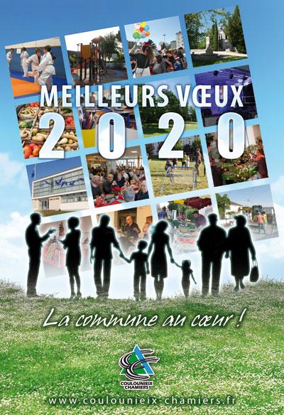 Visuel voeux 2020