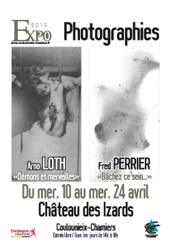 Exposition Loth et Perrier - avril 2019