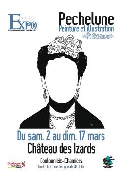 Exposition Pechelune - mars 2019