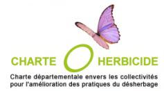 """ogo de la charte """"0 herbicide"""""""