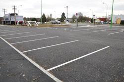 Parking-relais Mériller