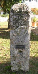 La pierre du Cerf